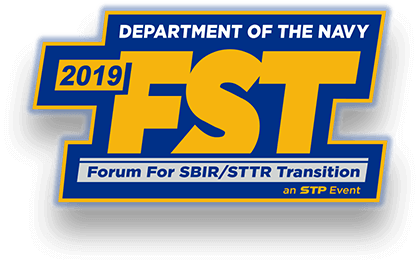 2019 DON Forum for SBIR/STTR Transition Logo